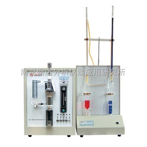 N80型碳硫联测分析仪