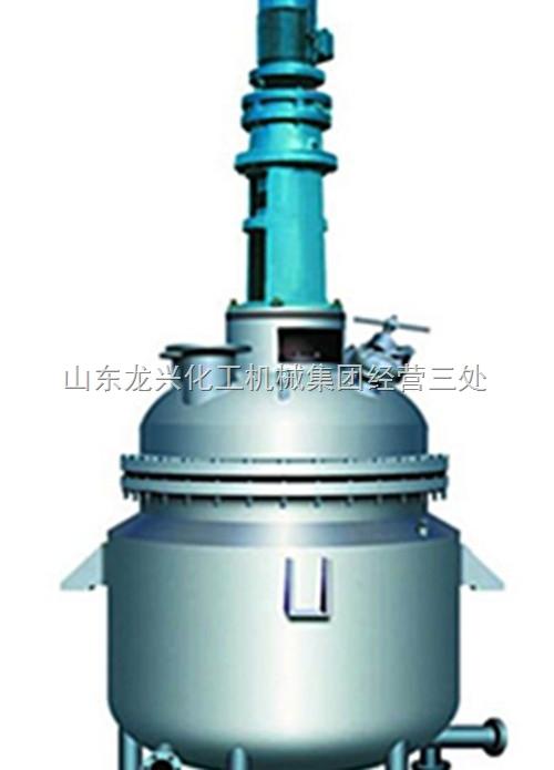循环油热反应釜 蒸汽加热反应釜