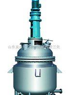 齐全-循环油热反应釜 蒸汽加热反应釜