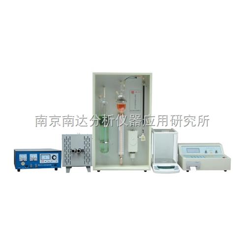 NQR-4B 型管式智能全自动碳硫联测分析仪