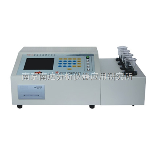 NJSB-4A型微机高速分析仪