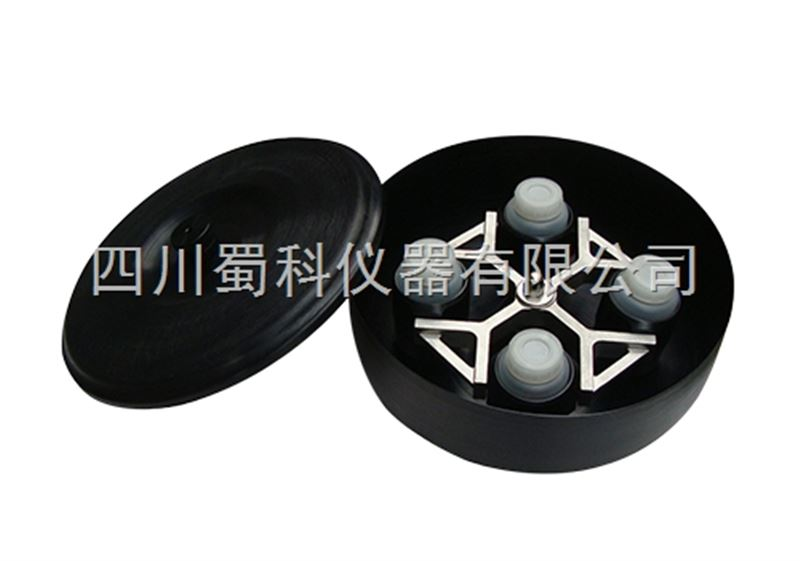 4X250ml 水平转子带风罩