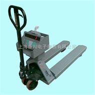 DCS-XC-2T2000kg液壓叉車秤,杭州購買2噸帶打印液壓秤多少錢