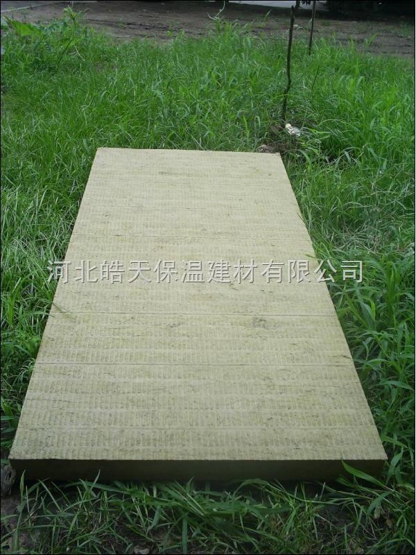 武汉密度100公斤防火岩棉板