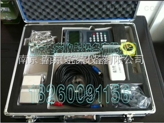 超声波管道流速流量仪