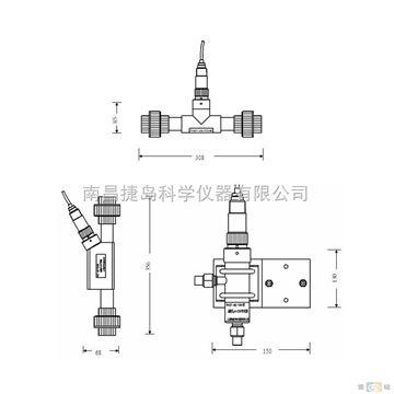 PHGF-46型流通式pH/ORP發送器,上海雷磁PHGF-46型流通式pH/ORP發送器