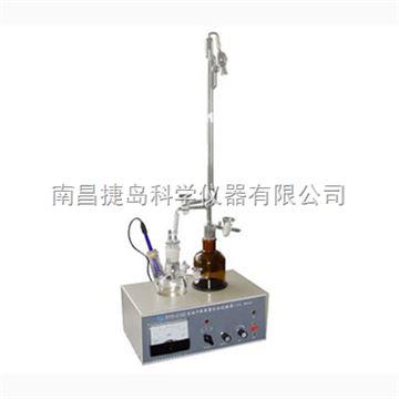 SYD-2122石油产品微量水分试验器,上海昌吉SYD-2122石油产品微量水分试验器
