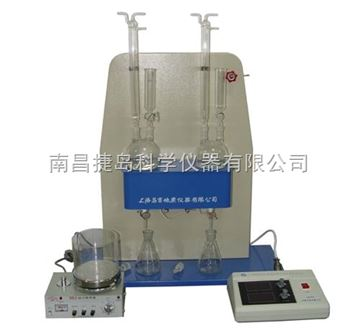 原油及其产品的盐含量试验器,上海昌吉SYD-6532 原油及其产品的盐含量试验器