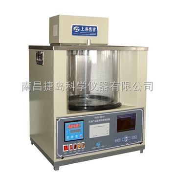 SYD-265H 石油產品運動粘度測定器,上海昌吉SYD-265H 石油產品運動粘度測定器