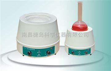 98-Ⅱ-B电子调温磁力搅拌电热套,天津泰斯特98-Ⅱ-B电子调温磁力搅拌电热套