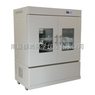 BSD-YF1600恒温恒湿摇床,上海博迅BSD-YF1600立式摇床(恒温恒湿带制冷)
