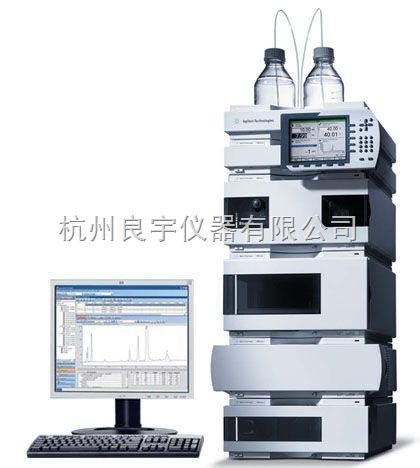 安捷伦 四元低压1260 Infinity液相色谱仪图片