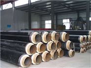 整体式聚氨酯保温管厂家//生产兼施工