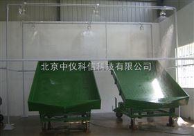 RZL01移动式变坡实验钢槽(壤中流测试系统)