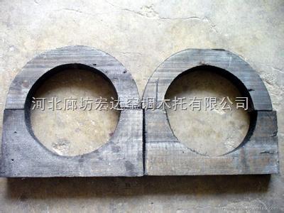 沥青防腐空调垫木,管道木托