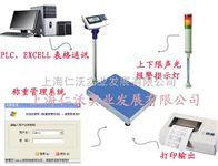 规矩电子秤XK3150上海规矩电子称XK3150W如何接上下限报警功能