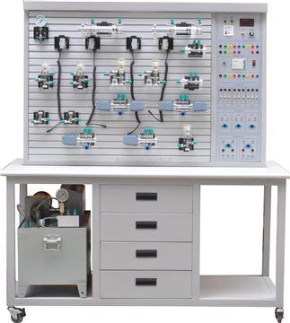 TKQPL-02C液壓機械傳動實驗裝置