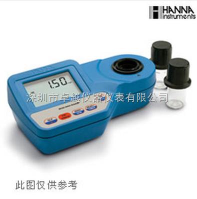 哈纳HI96738二氧化氯浓度测定仪