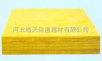 专业生产离心玻璃棉板价格 Ktv影院吸音玻璃棉板