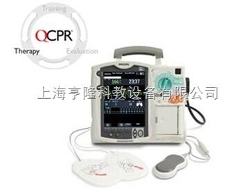 新HeartStart MRx 监护仪/除颤器,带有Q-CPR 功能