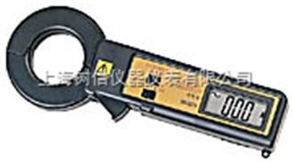 日本万用M111超高精度袖珍钳形漏电电流表
