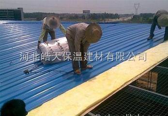 武汉钢结构保温玻璃棉卷毡,钢结构用玻璃棉毡厂家价格