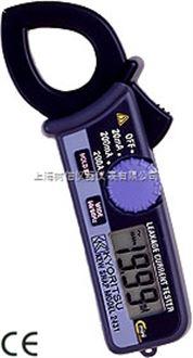 日本共立2431数字式泄漏电流钳形表
