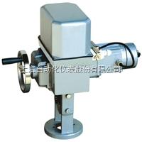 上海仪表十一厂/自仪十一厂DZQ-310智能一体化角行程电动执行机构说明书