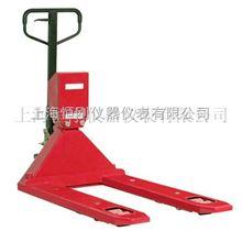 叉车秤沈阳微型打印2吨叉车秤