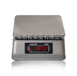 JWP3kg放桌上称重电子秤,JWP不锈钢防水桌称