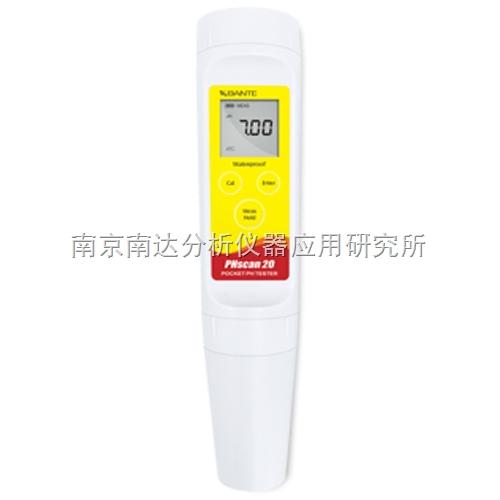 PHscan20F笔型pH计 pH酸度计价格型号大全