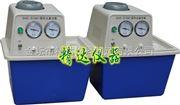 SHZ-DSHZ-E循环水真空泵如何使用