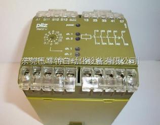 皮尔兹继电器PMD s10 C 24-240VACDC 761100