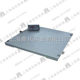 SCS5吨单层电子地磅秤,带打印电子地磅秤多少钱