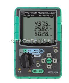 安规测试仪 手提式安规测试仪 安规检测仪 安规监测分析仪 日本共立代理商