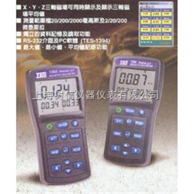 TES-1390台湾泰仕TES-1390高斯计
