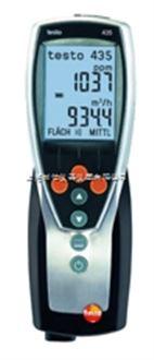德图testo 435-1多功能风速测量