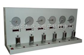 电子式织物折痕回复性测定仪