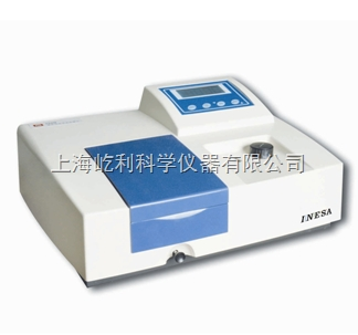 上海儀電 原上海精科/上分 752N紫外可見分光光度計