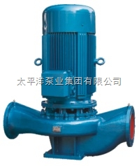 ISG型立式管道增压泵