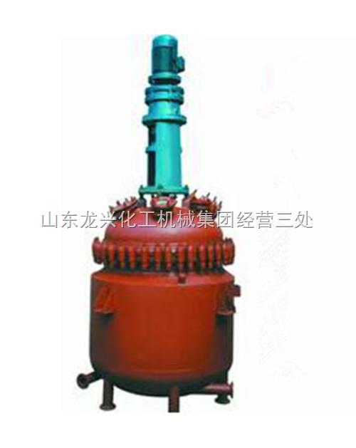 搪瓷电加热反应釜 搪瓷电加热反应釜报价
