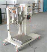 無錫20公斤液體灌裝秤,化工防爆灌裝秤