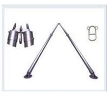 ST铝合金管式人字扒杆