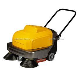 清掃石子用掃地機
