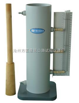 K方圆牌KFY-5型变水头渗透仪实验装置