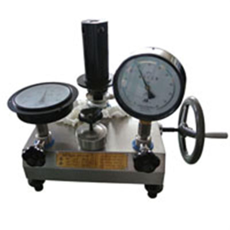 压力表校验器YJY-600A由上海自动化仪表四厂专业供应