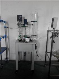 10L 单层玻璃反应釜 达丰玻璃反应釜 *