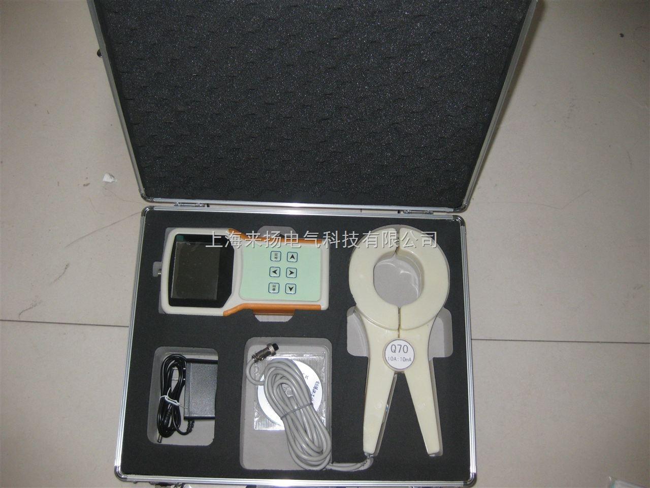 变压器铁芯接地电流测试装置