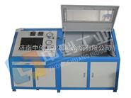 16MPa软管压爆测试仪、全国万台设备质量见证、中创牌软管静水压试验机