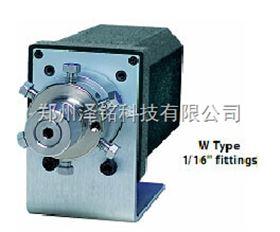 """黑龍江/河北*直銷1/8""""接頭0.75 mm (.030"""")UW 型進樣和切換閥"""